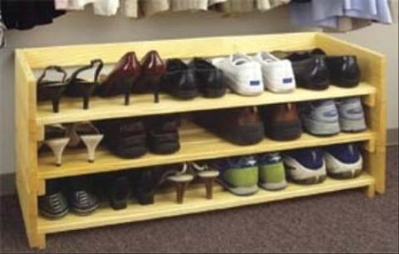 shoe-racks-for-closet-plans